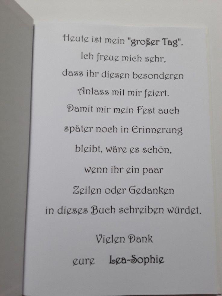 Kommunion Karte Schreiben.Gästebuch Fotoalbum Mit Spiralbindung Konfirmation Kommunion