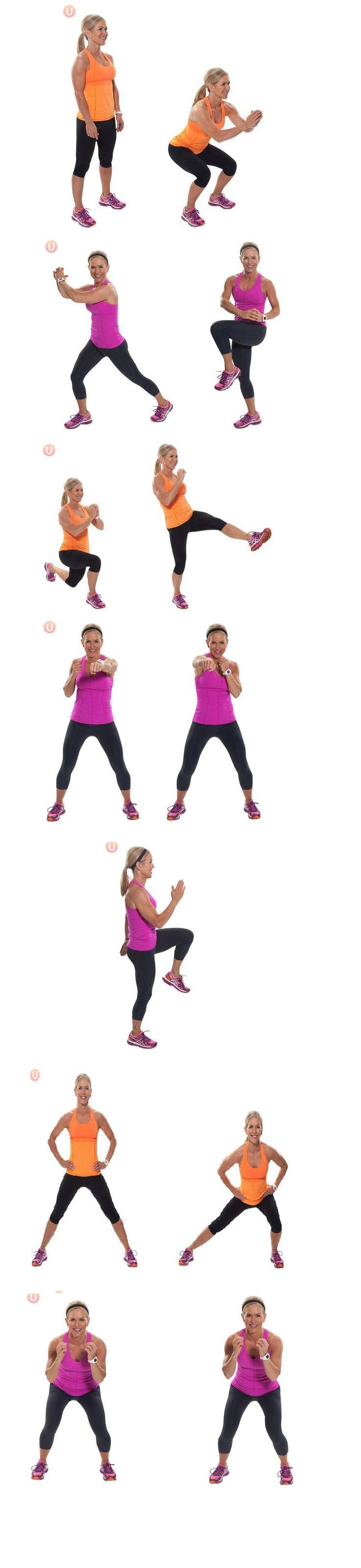 Terhesség utáni erősítő edzés - postpartum fitness workout fit mom - (kép forrása: Forrás :gethealthyu.com)