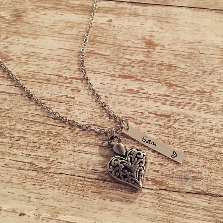 Cremation Urn Necklace Heart Urn Remembrance