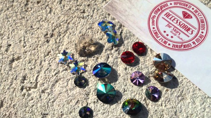 Cristale Swarovski - by Accessories for stars