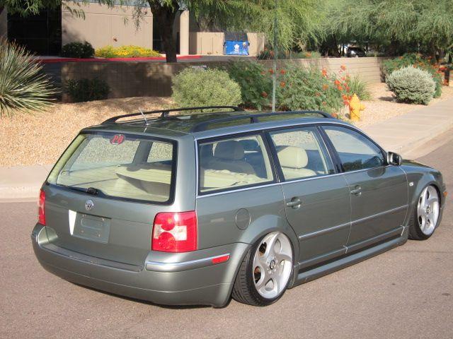 Volkswagen Passat Wagon 2003 | The Wagon