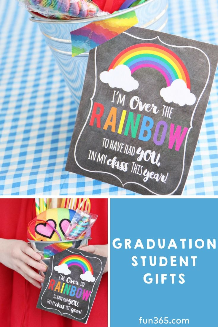 Make These Adorable Gifts For Your Students This Graduation Season Like Preschool Graduation Gifts Kindergarten Graduation Themes Kindergarten Graduation Gift