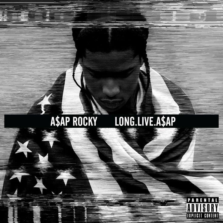 A$AP Rocky - Long. Live. A$AP (2013)