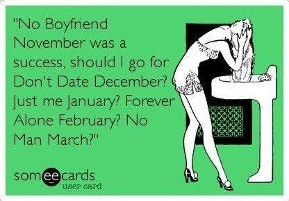 But April has promise..?