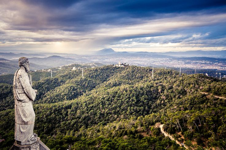 Tibidabo is rarely mentioned among the list of the Barcelona attractions because it's really hard to get there. http://holidaybays.com/top-5-attractions-with-free-entry-in-barcelona-and-its-surroundings/