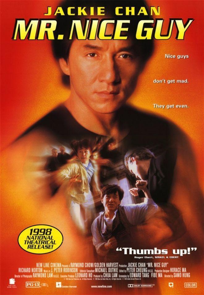 2440 Mr Nice Guy 1997 720p Webrip Jackie Chan Jackie Chan Movies Jackie Chan Mr Nice Guy