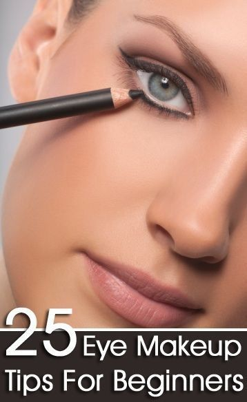 25 Eye Makeup Tips For Beginners...HAVE YOU LIKED US YET? DON'T MISS OUT!!! HAIR NEWS NETWORK on FaceBook! http://on.fb.me/1rHyioW