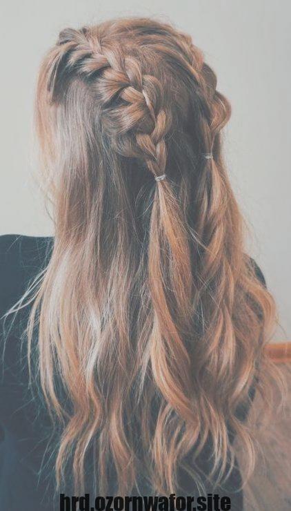 Die aktuellsten Pics hübsche und einfache Frisuren Tipps Zusammengestellt, da es eine brandneue Welle gibt, die mit den Frisurenideen von 2020 zusammenhängt, die einen Pe ...