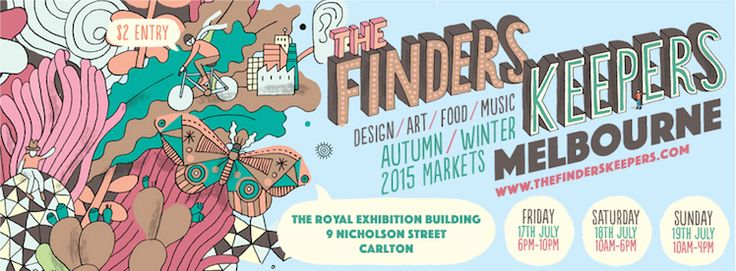The Finders Keepers | Melbourne Markets