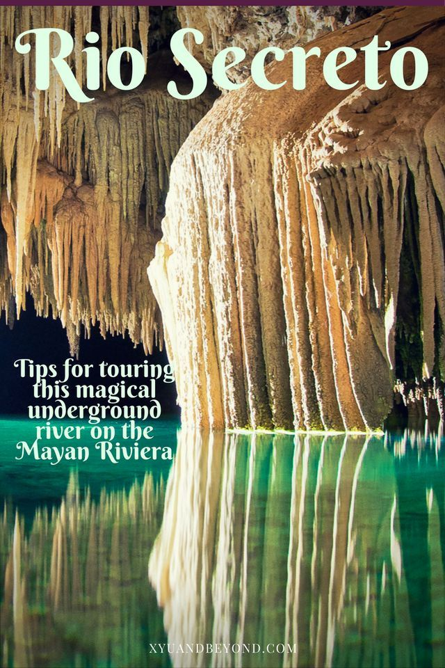 The Rio Secreto is located in Mexico on the Yucatan peninsula. The Yucatan is divided into several provinces and the most tourist visited part of the Yucatan is Quintana Roo, home to Cancun, Playa del Carmen and the newest celebrity haunt Tulum.#mexico #tulum #riosecreto #mayanriviera #Mayan #undergroundriver #cenotes