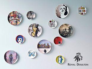 Royal Doulton Street Art
