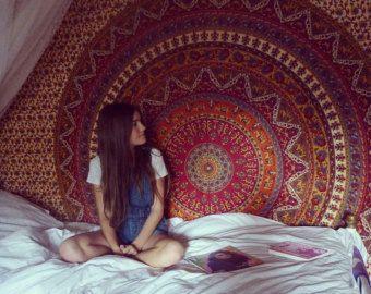 tenture murale mandala – Etsy FR