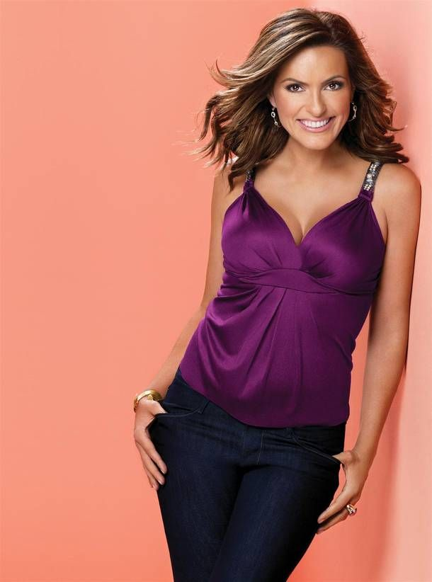 Image detail for -Mariska Hargitay Hairstyle Trends: Mariska Hargitay Photoshoot ...