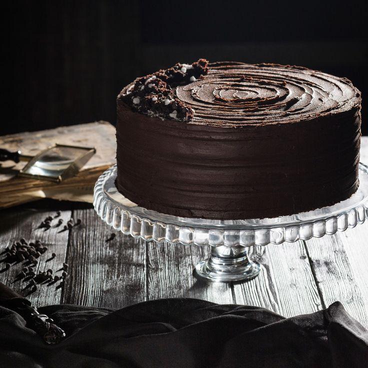 Anybenyraba: экстра шоколадный торт на темном пиве и эспрессо