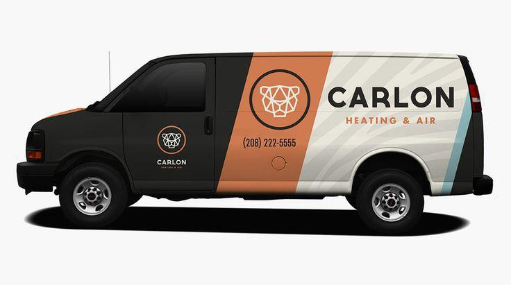 Carlon Heating & Air - Tav Calico Design