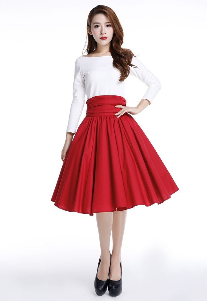 Skirt by Amber Middaugh  Standard Size  $39.95 Plus Size $45.95