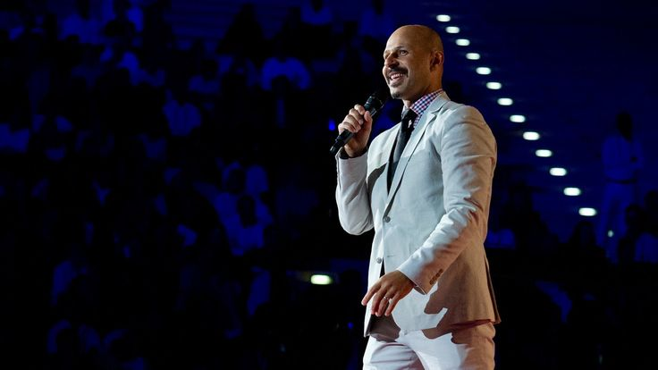 Iranian-American comedian Maz Jobrani takes to the TEDxSummit stage in Doha, Qatar to take on serious issues in the Middle East -- like how many kisses to gi...