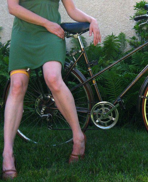 Bird Industries Bicycle Skirt Garter