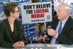 Bernie Sanders Tells Maddow His Dream (Non-Political) Job Would Be 'President of CNN'