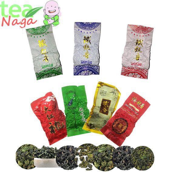 7 rodzajów da hong pao mleko herbata oolong 87g tieguanyin oolong chińskiej da hong pao milk oolong żeń-szeń puer herbaty da hong pao mleczny