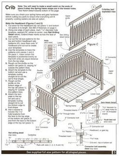 Free Baby Crib Plans Free Downloadable Baby Crib Plans Woodworking
