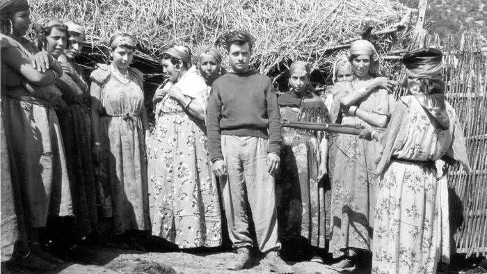 Prisonniers Français du FLN en Algérie.