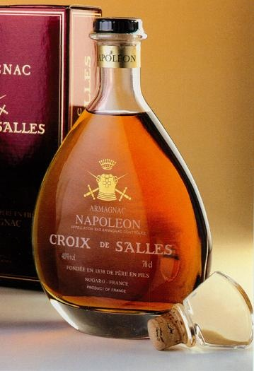Armagnac Croix de Salles Napoleon $75.07