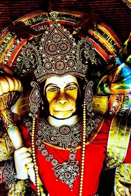Hanuman!                                                                                                                                                                                 More