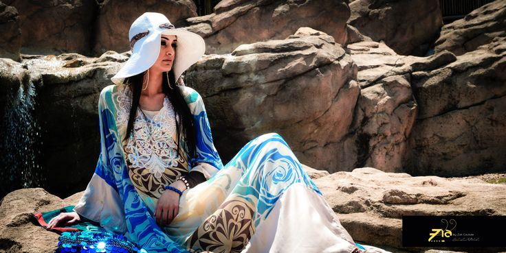 Zia Abaya & Modest Wear by Zuri Couture  : garments designed with modesty in mind.