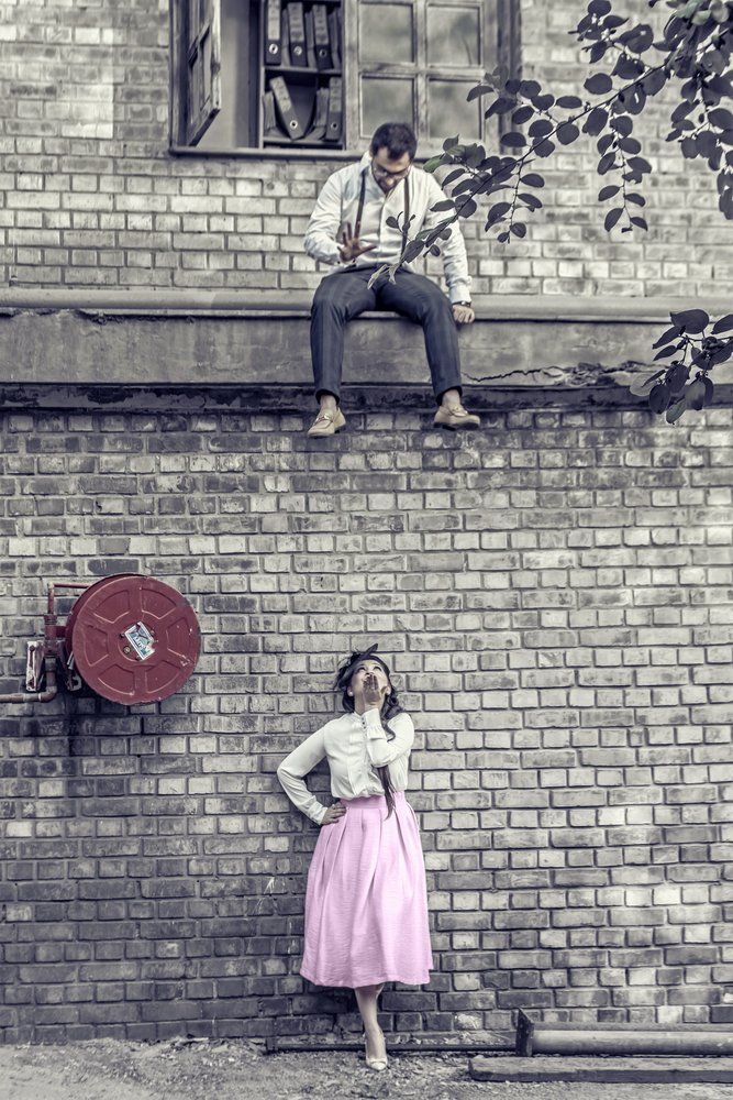 WedMeGood Wedding Blog - Vintage Pre-Wedding Shoot | WedMeGood  Check Out This Amazing Pre-Wedding Shoot on wedmegood.com  #wedmegood #prewedding