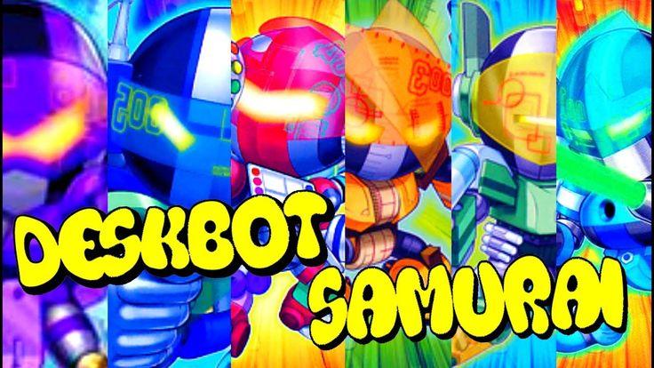 Deskbot Samurai (YGOpro2)