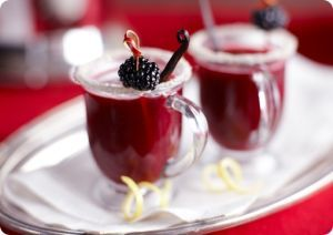Wild Berry Drink » Recipes and Foods from Mongolia