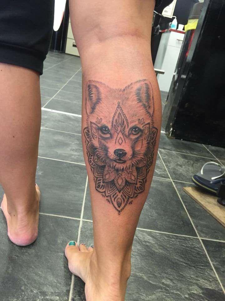 Foxy tattoo!!