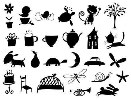 David Walker : Handmade Illustrations in Ink and Paint : Gallery : Spot Illustrations