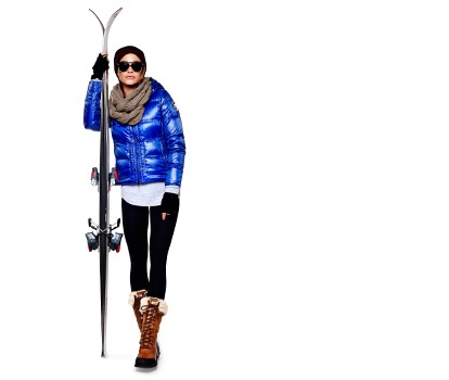 Cute ski outfit I love this because I do ski in the winter so this would
