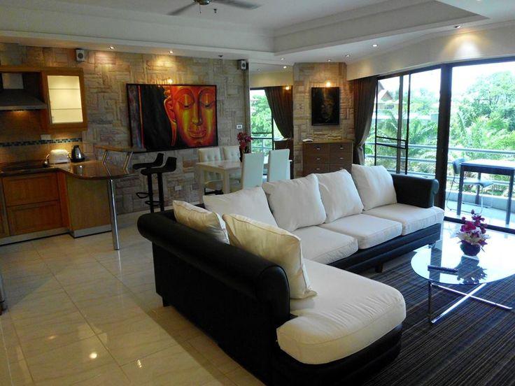 Шикарные апартаменты в Паттайе View Talay 2B