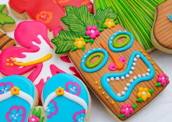 SweetTweets  Hawaii Luau Tropical Summer by SweetTweetsOnline, $42.00