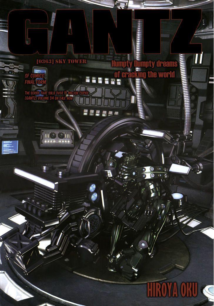 Gantz 363 - Read Gantz vol.35 ch.363 Online For Free - Stream 1 Edition 1 Page 2 - MangaPark