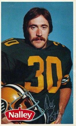 1976 Dale Potter - Edmonton