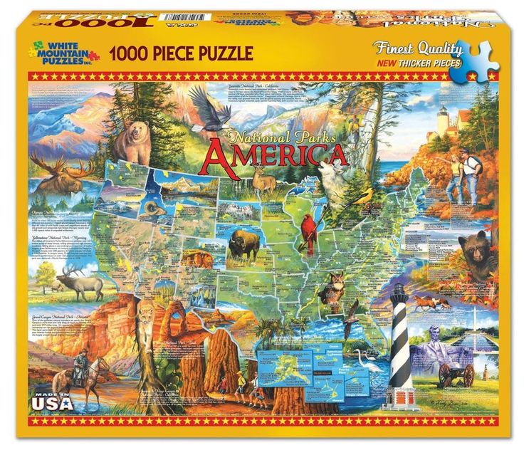 Printable Map Of The USA Mr Printables Printable United States - Best us map puzzle for kids