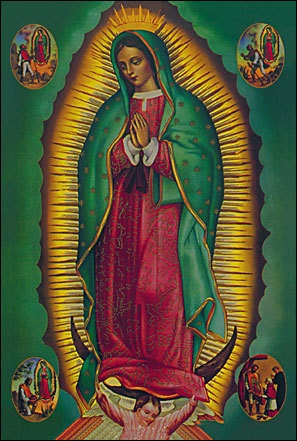 Our Lady of Guadalupe: Mestizo Symbolism Behind Latin America's Most Venerated Saint (PHOTOS)