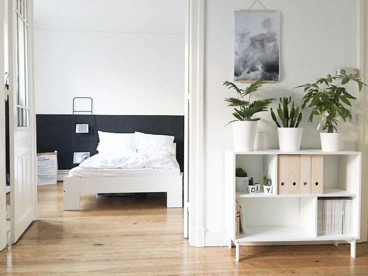 Ich war vor kurzem auf der Suche nach einem neuen Regal für meine Pflanzen und hab VALJE von Ikea gefunden (und das sogar nur für 50€ bei Ebay Kleinanzeigen)- es sollte einfach so sein :wink: