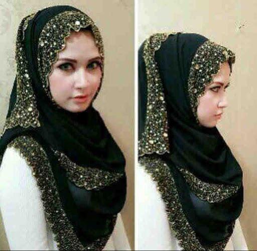 jilbab pashmina arrahim