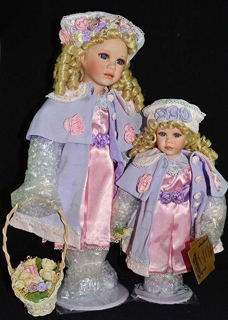 На сайте представлена новая фабрика коллекционных кукол из США. Красивые куклы по доступным ценам!