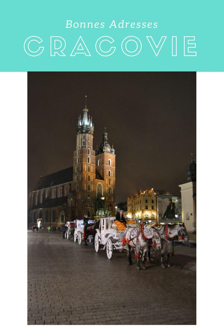 Mes bonnes adresses à Cracovie en Pologne.