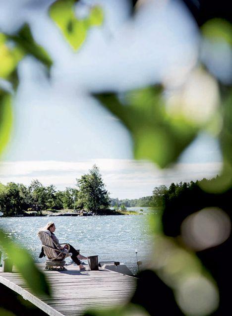 Det enkle liv: Sommerens gemmested - Boligliv
