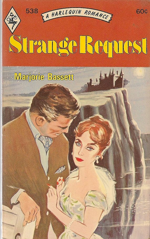 Harlequin Romance Book Covers : Best images about a vintage romance on pinterest