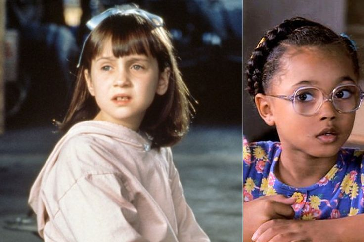 Matilda and Lavender From 'Matilda' Reunited And It's EVERYTHING