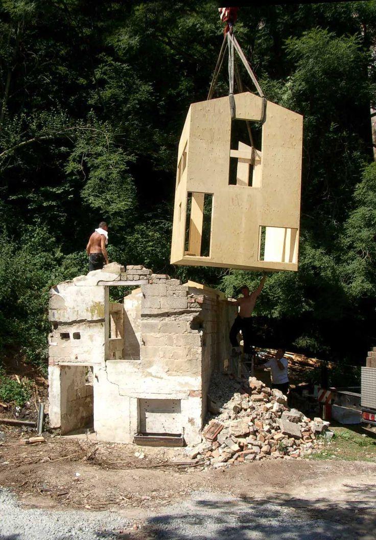 Rehabilitación. S(ch)austall. naumann.architektur | TECTÓNICAblog