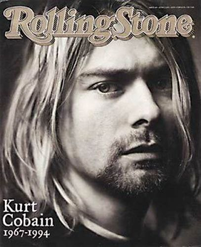 RS#683 (June 2, 1994) - Kurt Cobain